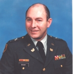My retirement picture as a Chief Warrant Officer Three in the Army CID after serving 21 years with the Army, 1991 at For