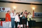 Rod Cushing,Gary Jinks, Norma Lewis-Vandiver, Nancy Eubank-Lewis, Nancy Hudson-Fields,Scott Vaughan, Delia Cassidy-Laws